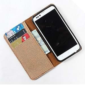 i-KitPit PU Leather Wallet Flip Case Cover For Karbonn A25 +