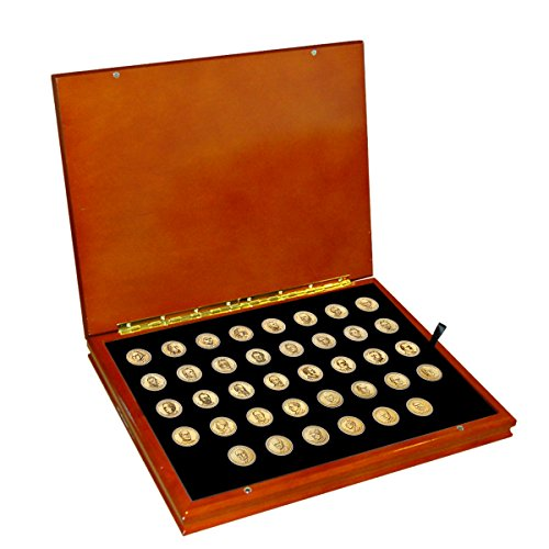 Complete-Uncirculated-Presidential-Dollar-Coins-Set-with-Collectors-Presentation-Box-2007-2016