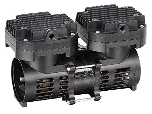 Generic Small Diaphragm Vacuum Pump 1Bar 70L Per Min