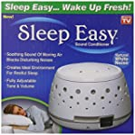 Sleep Easy Sound Conditioner, White N...