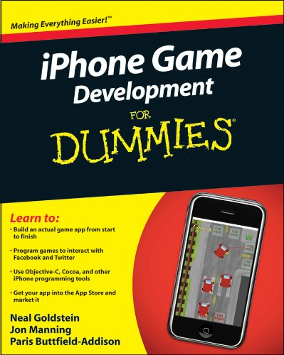 iPhone and iPad Game Development For Dummies (For Dummies (Computer/Tech))