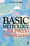 Basic Metrology for ISO 9000 Certification - 0750651652