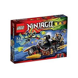 LEGO 70733 Ninjago Blaster Bike