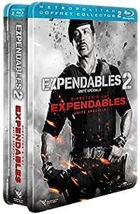 Expendables - Unité spéciale + Expendables 2 - Unité spéciale [Blu-ray]