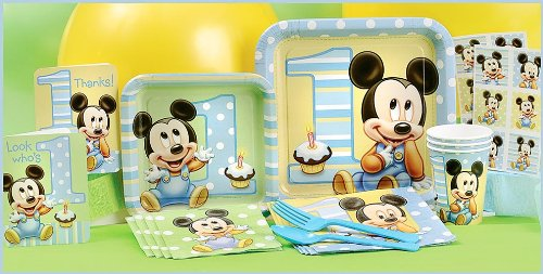 birthday party mickey mouse. Mickey Mouse 1st Birthday