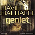 Geniet [Simple Genius] (       UNABRIDGED) by David Baldacci Narrated by Allan Svensson