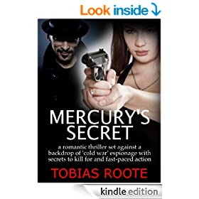 Mercury's Secret: Romantic Spy Thriller