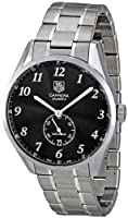 Tag Heuer Men's WAS2110.BA0732 Carrera Black Dial Dress Watch from Tag Heuer