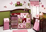 NoJo Emily 6 Piece Crib Set
