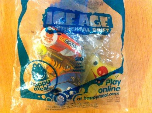 McDonald's 2012 Ice Age Continental Drift #1 Sid - 1