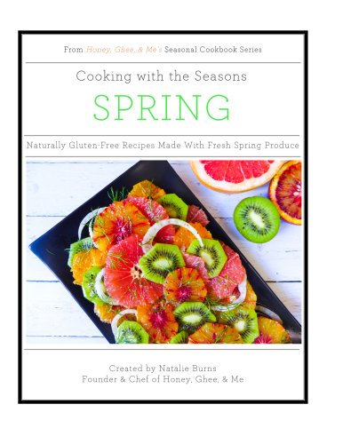 Cooking with the Seasons: Spring cover