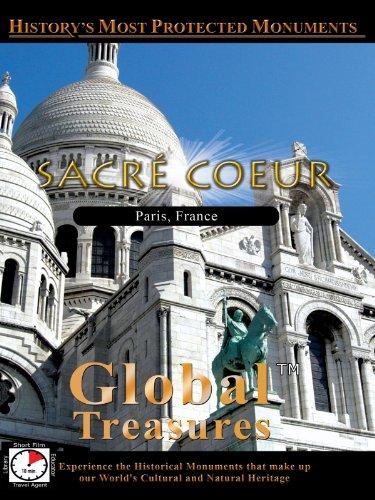 Global Treasures Sacre Coeur Paris, France front-580674