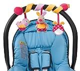 Bobby Bel Oeil Fehn Activity-Spiral Dog for Infant Carrier (Pink)