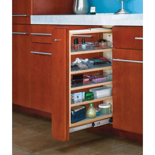 Rev-A-Shelf 432-VF30-6 Vanity Filler - Wood - Maple-Natural