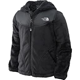 The North Face Girls Oso Hoodie TNF Black Size X-Large