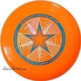 Discraft Ultrastar Frisbee - Ultimate Frisbee - UV Orange