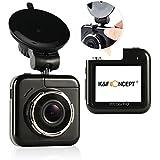 Car Camera K F Concept Dash Cam 2.0 Inch Mini HD 1080P 170 Degree Wide Angle Car Dashboard Camera With G Sensor...
