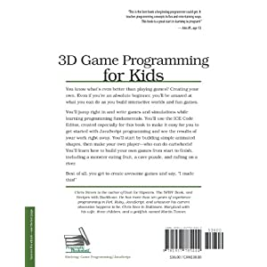 3D Game Programming for K Livre en Ligne - Telecharger Ebook