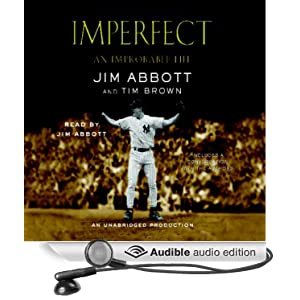An Improbable Life - Jim Abbott & Tim Brown