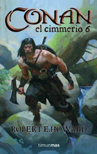 Conan el bárbaro de Robert E. Howard