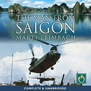 The Man from Saigon Audiobook