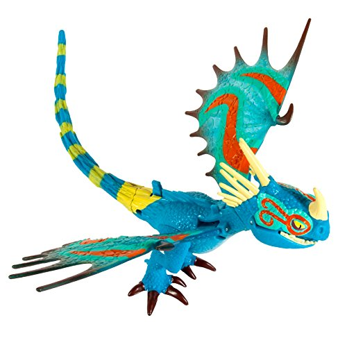 Dreamworks Dragons How To Train Your Dragon 2 Power Dragon Stormfly Deadly Nadder: Racing Edition Action Figure front-987274