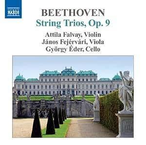 String Trios Op.9 Nos.1-3