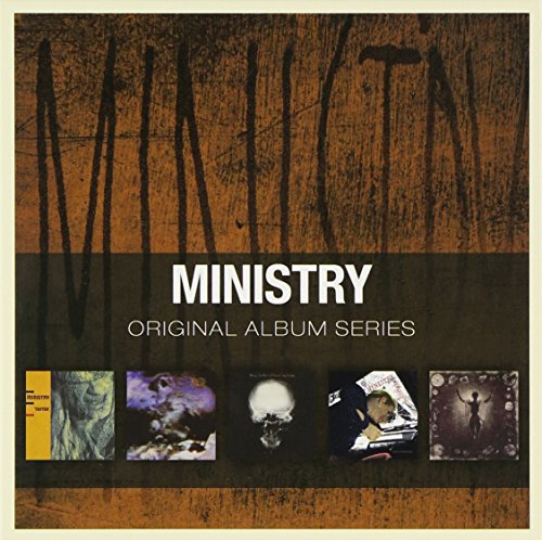 Ministry - Industrial Music of the Shadows V3 - Zortam Music