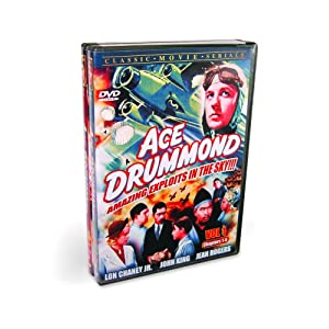 Ace Drummond: Volumes 1 & 2 - Complete Serial movie