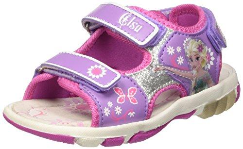 Walt Disney S15464HAZ Scarpe da neonato, Bambina, Viola (171 Lilla), 24