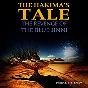 The Revenge of the Blue Jinni Audiobook
