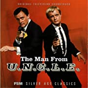 0011ナポレオン・ソロ(The Man From U.N.C.L.E )