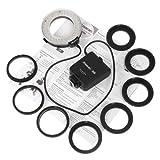 Aputure Amaran Halo AHL-N60 LED Macro Ring Flash Light For Nikon D700 D200 D3100 D60 D40
