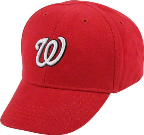 Washington Nationals &#039;47 Brand Littlest Fan Infant Basic Baseball Hat at Amazon.com