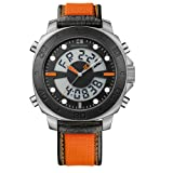 BOSS ORANGE Rubber Analog/Digital Mens Watch 1512679