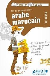 Kit de conversation arabe marocain (1CD audio)