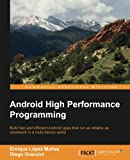 img - for Android High Performance Programming book / textbook / text book