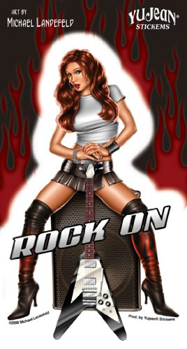 michael-landefeld-redhead-amp-rock-on-pinup-pin-up-sticker-35-x-65-weather-resistant-long-lasting-fo