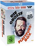 Bud Spencer - Die grosse Plattfuss-Box [Alemania] [Blu-ray]