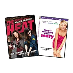 The Heat / There's Something About Mary (Two-Pack)