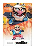 Cheapest Nintendo Amiibo Smash Bros Collection Character  Wario (Wii U  Nintendo 3DS) on Nintendo Wii U