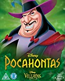 Pocahontas [Blu-ray] Disney Villains O-Ring Slipcover Edition UK Import (Region Free) Disney Classics #33