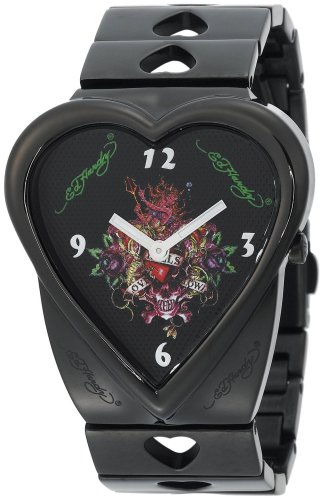 Ed Hardy Women's CR-LK Crush Love Kills  Watch