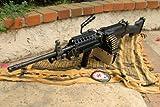 【 M249 RAS RIS 】 A&K製とG&P製のM249対応の20mm RASレイルセット 【 フロント&ロア 】 Mk46