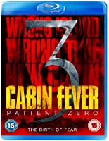 Cabin Fever 3 - Patient Zero [Blu-ray]