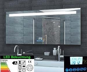 Bien miroir salle de bain lumineux avec radio 6 51lbzhubbal sx300 ql70 jp - Miroir salle de bain lumineux avec radio ...