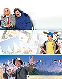 Triple Feature: Planes, Trains, And Automobiles / National Lampoon's Vacation / National Lampoon's European Vacation [Blu-ray]