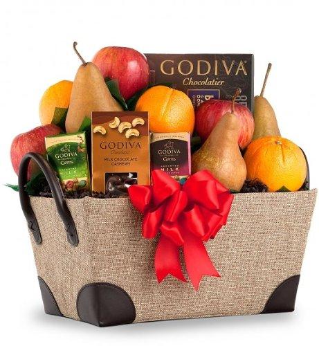 Chocolate & Fruit Delight Gift Box