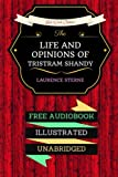 Image of The Life and Opinions of Tristram Shandy: By Laurence Sterne - Illustrated