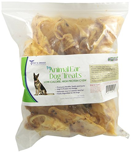Calories In A Pig S Ear For Dogs